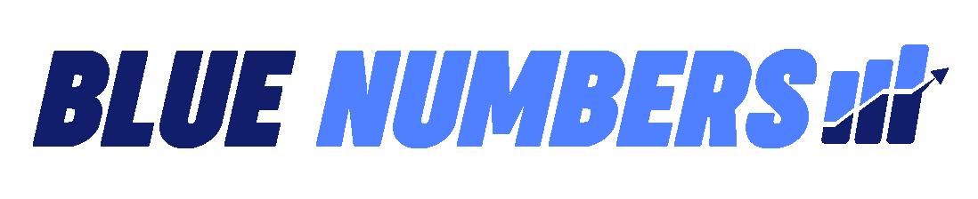 Bluenumbers